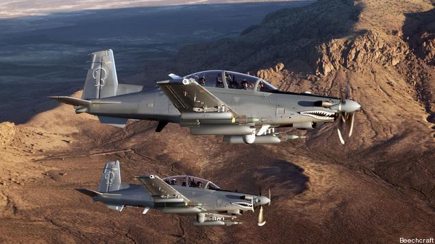 Cromo del Nuevo T-6 Texan SEMAR-Escuela de Aviación Naval Hawker-beechcraft-at-6-a2a