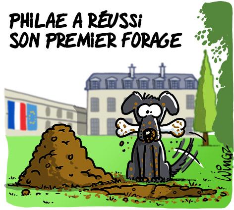 A RIRE OU EN PLEURER OU REVUE DE PRESSE SATIRIQUE - Page 21 Philae