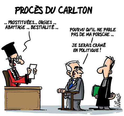 A RIRE OU EN PLEURER OU REVUE DE PRESSE SATIRIQUE - Page 21 Proces-carlton-dsk