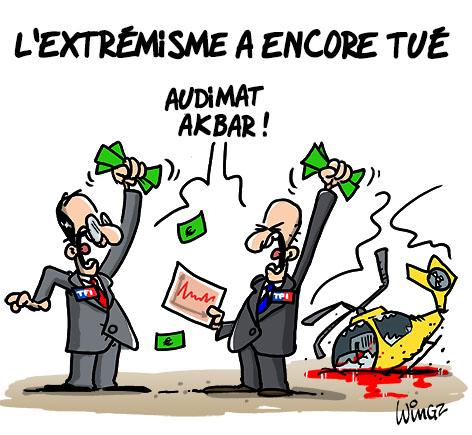A RIRE OU EN PLEURER OU REVUE DE PRESSE SATIRIQUE - Page 23 Audimat-extremiste-dropped