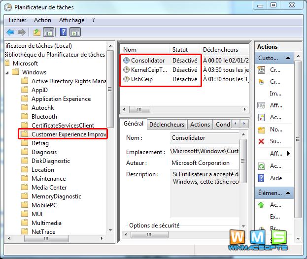 Comment désactiver les mouchards de Windows 7, 8 et 10 Supprimer-mouchard-seven-3