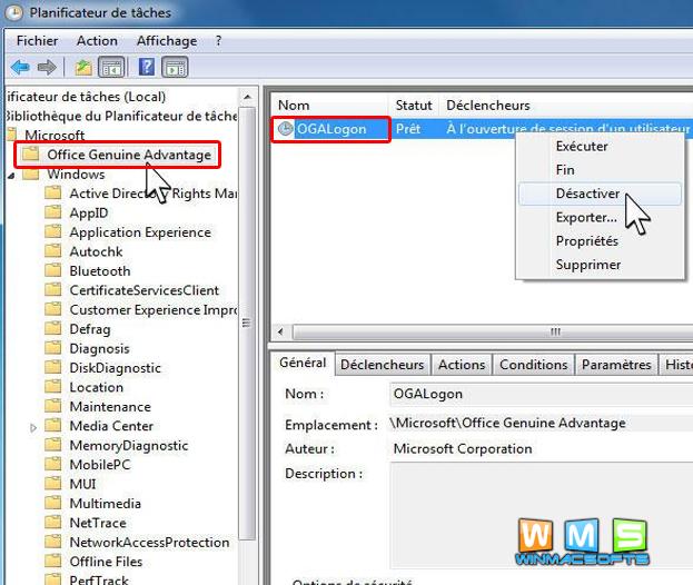 Comment désactiver les mouchards de Windows 7, 8 et 10 Supprimer-mouchard-seven-7