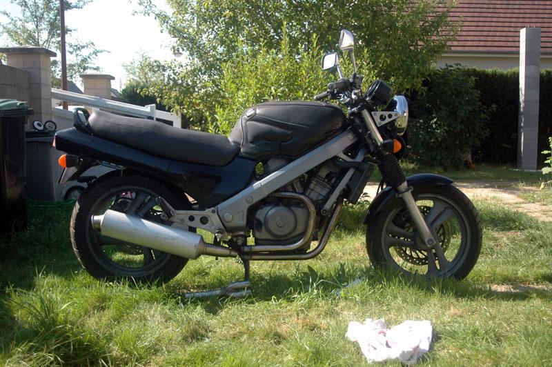 NTV - Adaptation Echappement Ducati/Austin ... Pot-test-01