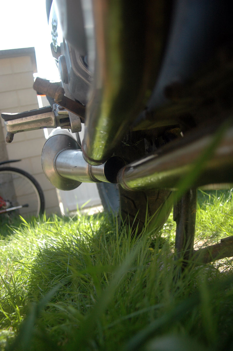 NTV - Adaptation Echappement Ducati/Austin ... Pot-test-07