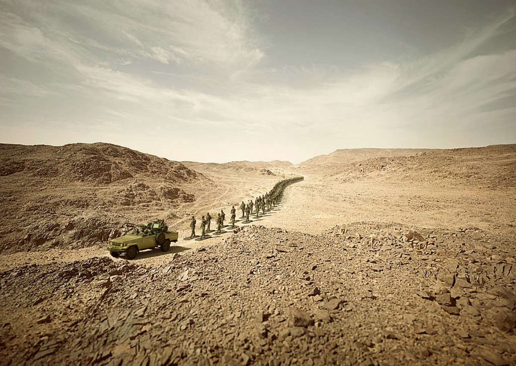 le polisario - Page 5 ToySoldiers_SimonBrannThorpe_L_LemTailene_road-to-nowhere-1024x726