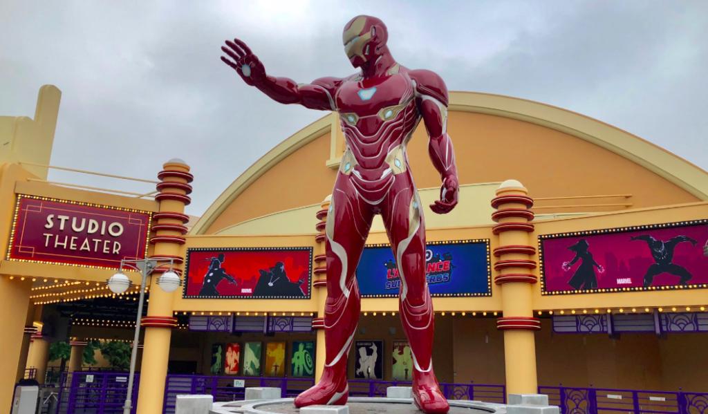 [Parc Walt Disney Studios] Attraction Iron Man et les Avengers (2021) - Page 17 Iron-man-1024x599