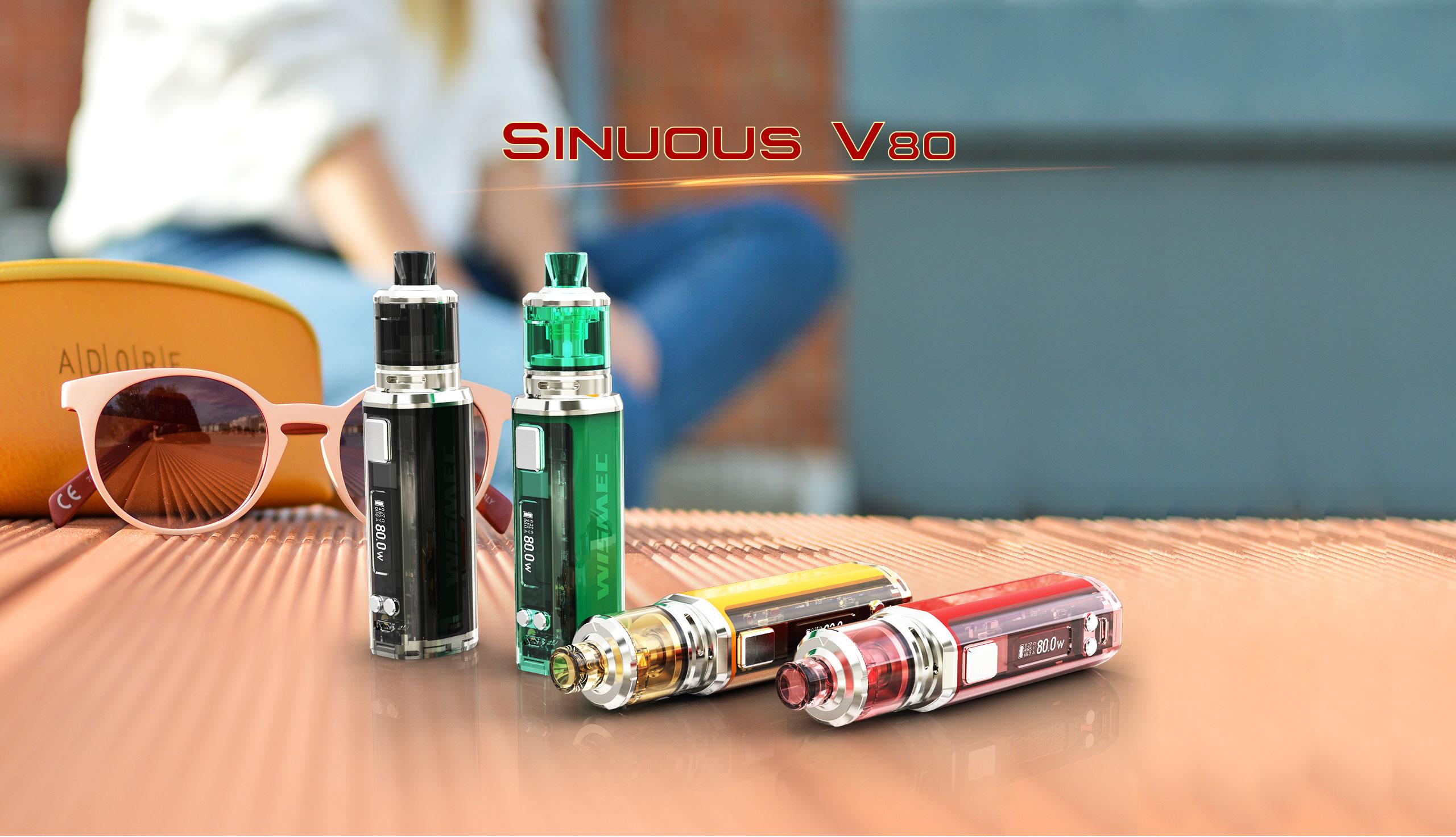 Wismec SINUOUS V80 80W SINUOUS-V80_01