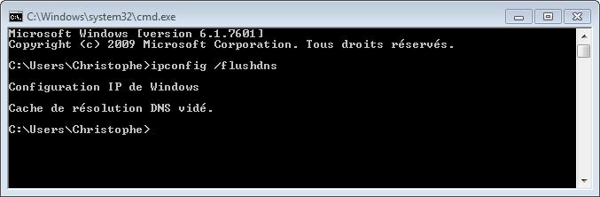 (Unico) Bug e problemi minori Cache-dns-windows
