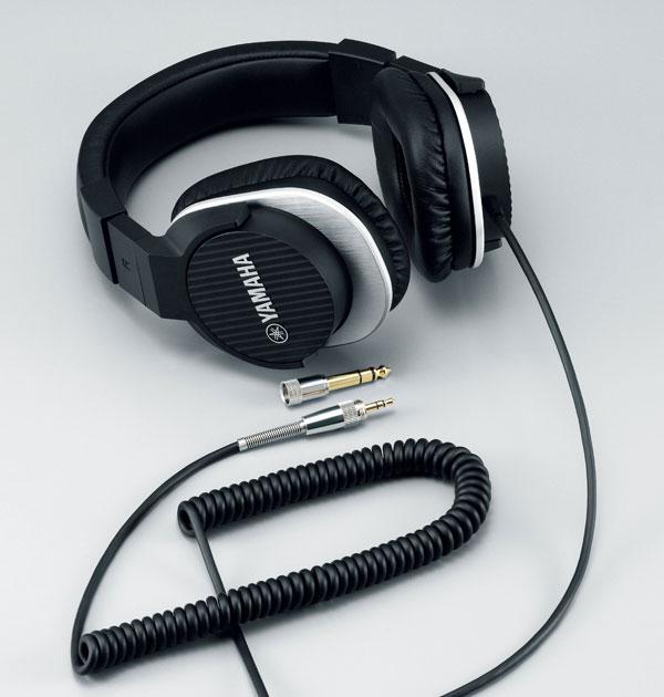 Auriculares abiertos y de pocos Ohmios  WD-Yamaha-HPH-MT220-2