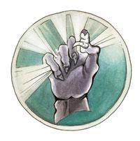 Deidades Malignas Bane_symbol