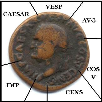 تعلم قراءة العملات  الرومانيه  Vesp%20As%20Insc.