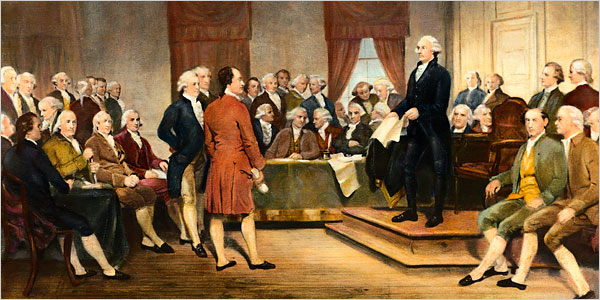 The Liberal Revolution (1789-1810) Founding-Fathers-Americans-for-Prosperity