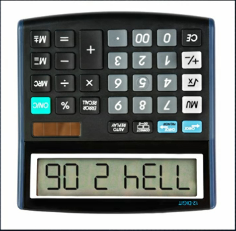 Calculator Easter eggs & programs including Wolf3D, Doom, and Halo Texas-instruments