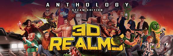 Wolfenstein Goodies News Thread 3DRealmsAnthologySteamEdition
