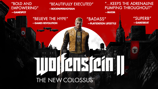 Wolfenstein Goodies News Thread WolfII-accolades
