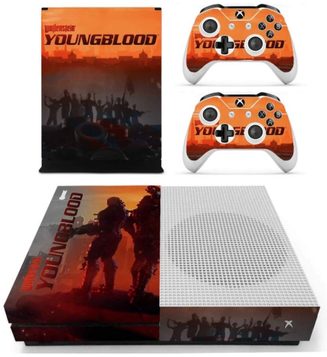 Pre-order Wolf Youngblood &/or Wolf Cyberpilot today WolfensteinYoungBloodXBox1S
