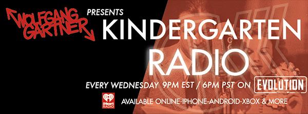2013.01.02 - WOLFGANG GARTNER - KINDERGARTEN RADIO 007 (FELIX CARTAL GUESTMIX) Kindergartenradiobanner2