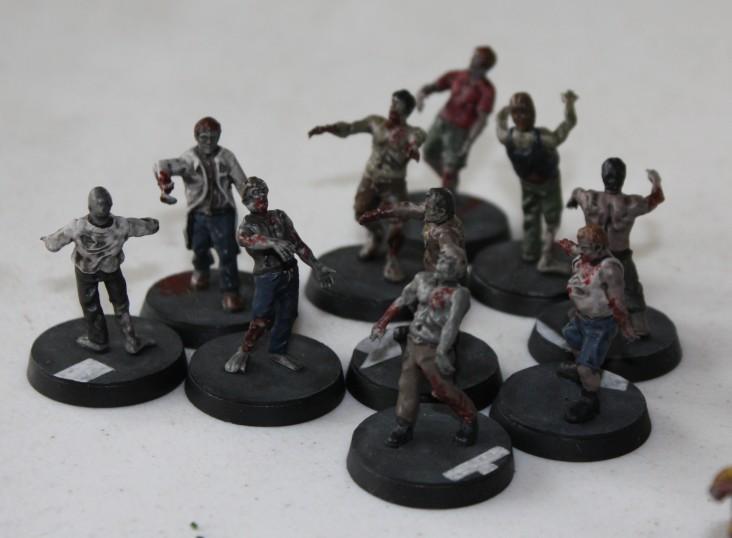 Spielberichte Zombies