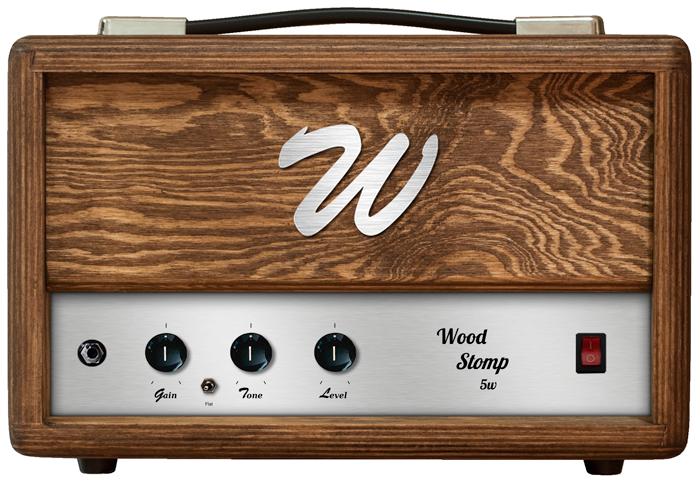 Wood amplification Wood-Stomp-5w1