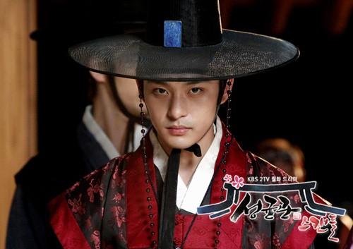 Жожик, его величество Император Чу Чжин Мо ♛- 2 - Страница 10 129