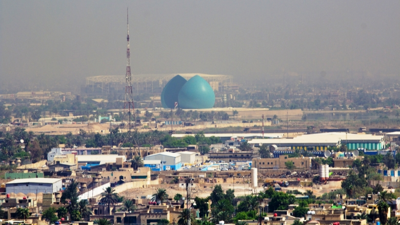 4 - 6/4/2012 - FIVE YEARS AGO In DINARLAND View_Baghdad_Iraq
