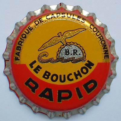 capsule T BouchonRapidFrance