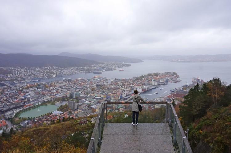Роскошные пейзажи Норвегии - Страница 39 Bergen-750x499