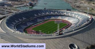 Estadio Azadi, Iran Tehran_azadi1