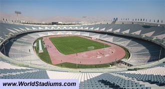 Estadio Azadi, Iran Tehran_azadi2