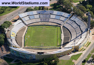 Estadio Centenario de Montavideo, Uruguay Montevideo_centenario1