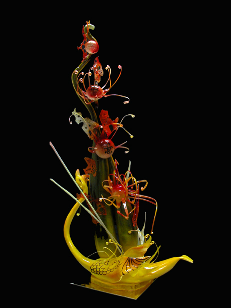 Skulpture od šećera SugarshowpiecebyExecutivePastryChefMohdQureshi