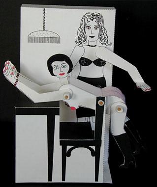 émission d'arte ce soir sur les fesses... 187spank