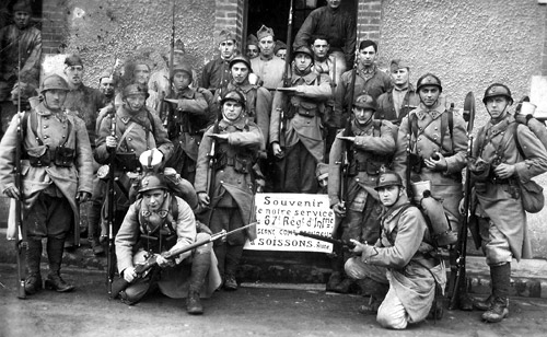Portugueses nas pampas... - Página 4 French-soldiers-from-67-regiment-Soissons-group