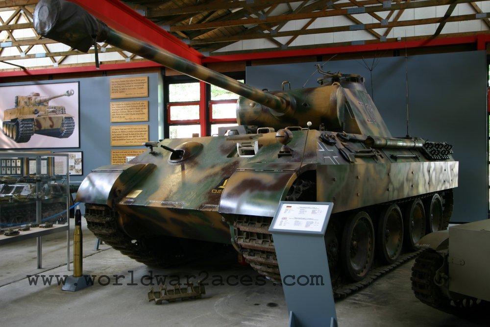 Panzerkampfwagen Panzer V Panther Ausf D. - Page 5 Panther-tank-5679