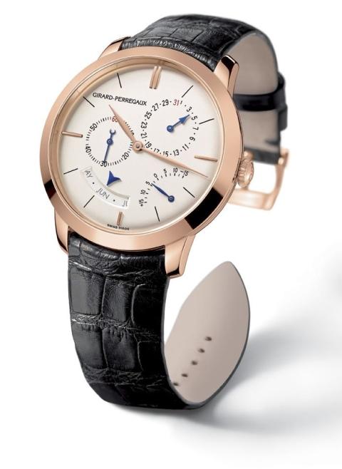La montre de votre Boss ? - Page 21 Girard-perregaux-1966-annual-calendar-equation-time-watch