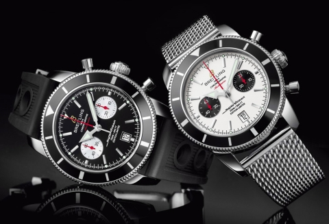 Leon - Léon Breitling Breitling-superocean-heritage-chronograph-limited-edtion-125th-anniversary-diving-watch