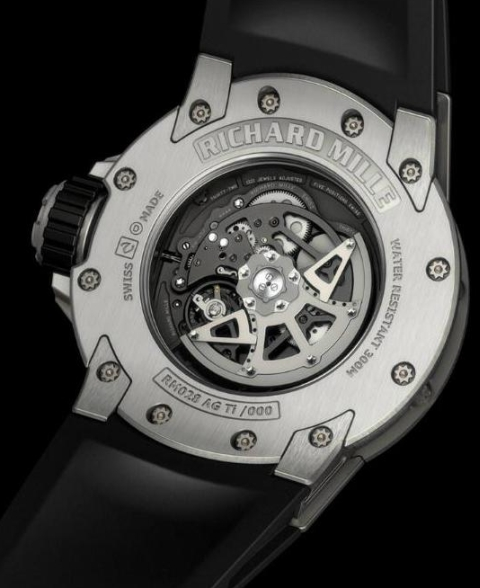 The Latest Invicta Fiasco and subsequent WG coverup and banning spree: - Page 2 Richard-mille-rm-028-diver-watch-caseback