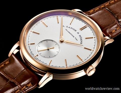 Vos plus belles montres habillées en or rose ou jaune - Page 3 A-lange-sohne-saxonia-automatic-watch-rose-gold