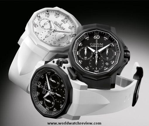 Corum Admiral's Cup Challenger, laquelle choisir? Corum-admirals-cup-challeger-44-chronograph-rubber-black-white