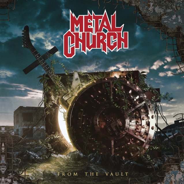 METAL CHURCH - Damned If You Do (7 décembre 2018) Metal-Church-From-The-Vault