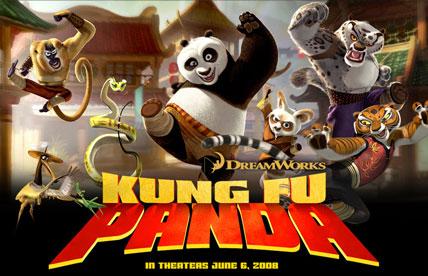 حصريا Kung Fu Panda 2008 DVDScr Kungfupanda