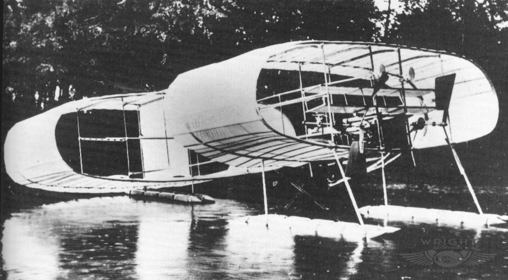 Il y a 60 ans, l'aventure du révolutionnaire projet d'avion C-450 « Coléoptère » prenait fin  . 1906_Bleriot_Voison