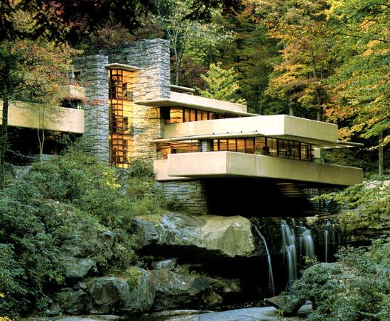 Najpoznatije svetske arhitekte - Page 2 Fallingwater-1