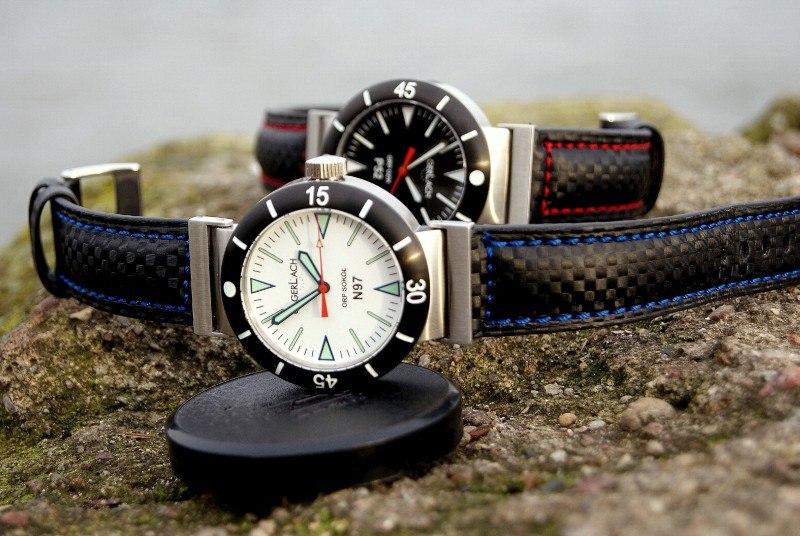 G. Gerlach: la montre polonaise! Dis1