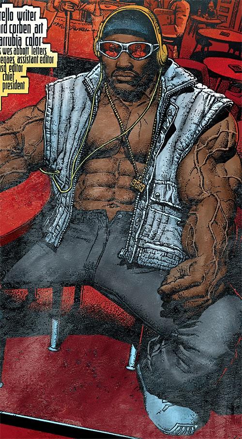 54-55 - [Marvel - Salvat] Colección Los Héroes Más Poderosos de Marvel - Página 14 Luke-Cage-Marvel-Comics-Max-era-d