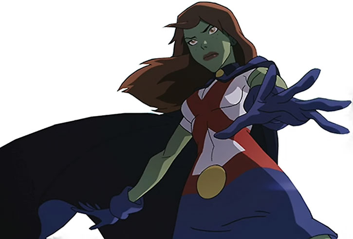 Frozen or poison hearts [PV Mister Miracle] Miss-Martian-Young-Justice-cartoon-h1
