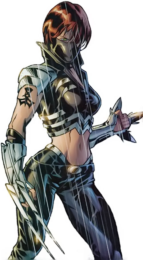 SVM - Brainiac Attacks [OUVERT À TOUS] Scandal-Savage-DC-Comics-Secret-Six-c