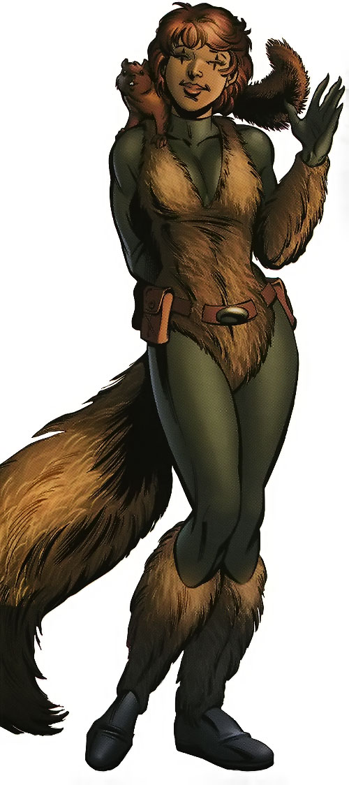 nouvelle gamme de kits Squirrel-Girl-Marvel-Comics-Doreen-Green