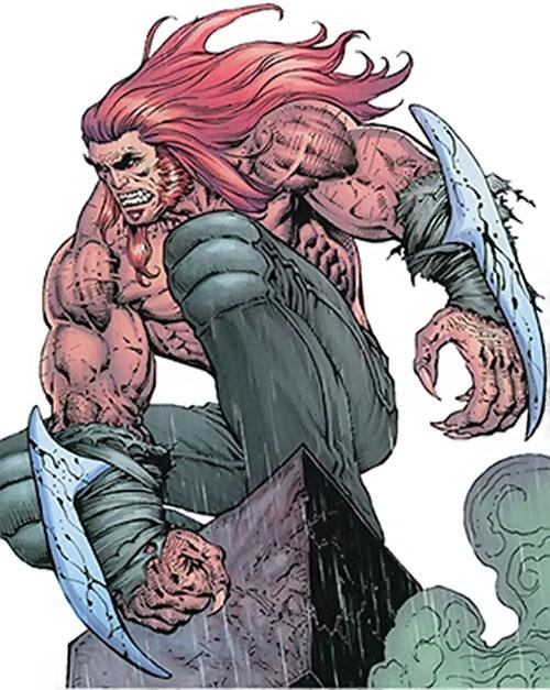 La Bataille de Themyscira [Brainiac : WotFC] Tracer-DC-Comics-Extremists-b