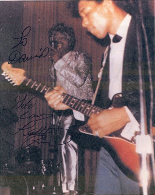 Ses guitares Jimi_and_LittleRichard_R